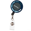 I'm Thinking Retractable Badge Reel - Geeky Thinking Symbol