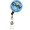 God Is Greater Than the Highs and Lows Retractable ID Badge Reel