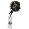 Miracles Do Happen Inspirational Badge Reel