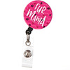Fur Mama Pet Lovers Retractable Badge Reel