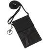 Wallet side view Essentials ID Phone Holder Wallet Lanyard
