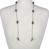 ID Avenue Black Briar Chain Face Mask Lanyard