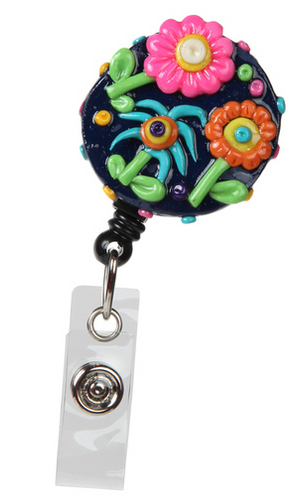 Cute Retractable Badge Holders for Teachers