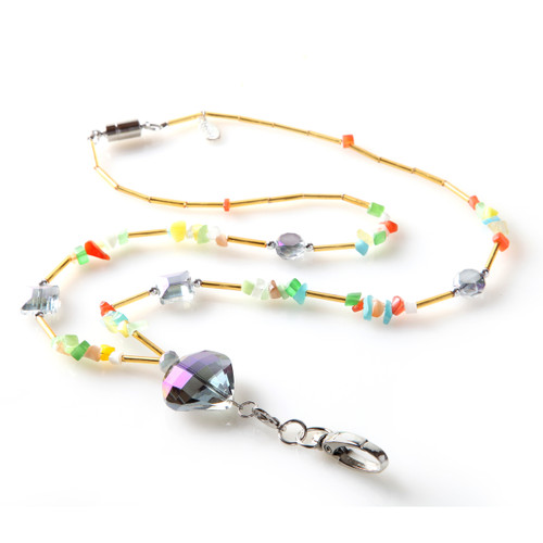 Toas Beaded Fashion Lanyard