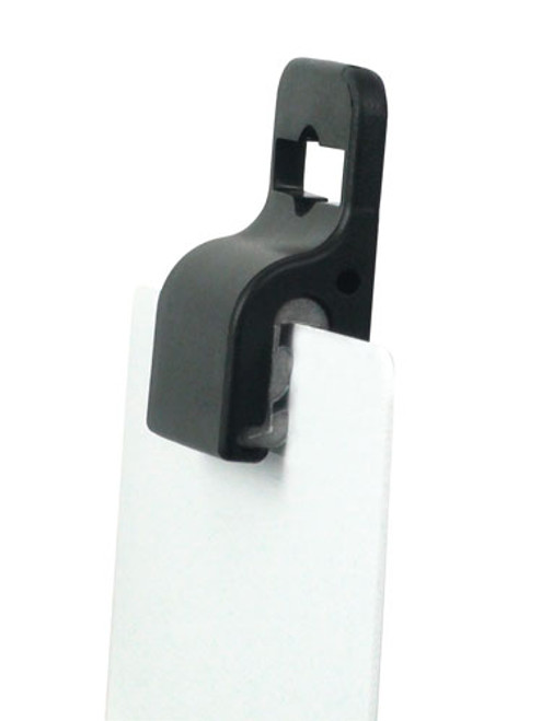 ID Badge Gripper in Black