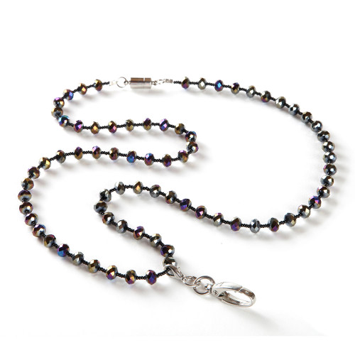 Lizzie Fashion Beaded Lanyard for Women