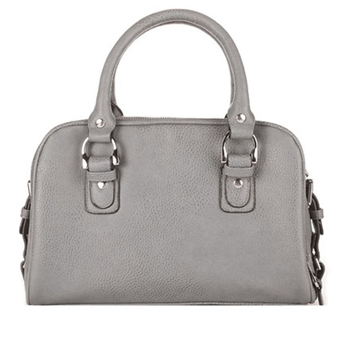 Tangier Pewter Color Medina Handbag or Purse