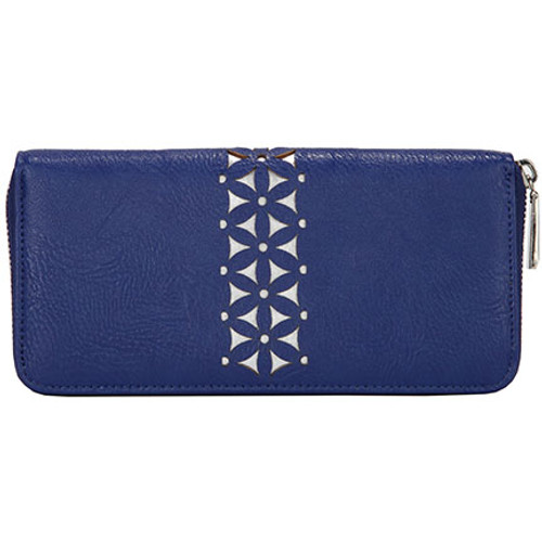 Tangier Royal Blue Moroccan Style Wallet