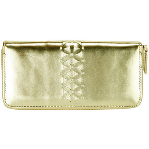 Tangier Gold Moroccan Wallet