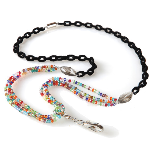 Lavinia Fashion Beaded Lanyard
