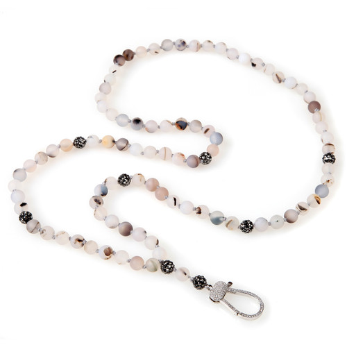 Anastasia Beaded Necklace Lanyard