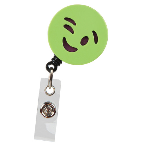 Wink Wink Emoji Badge Reel