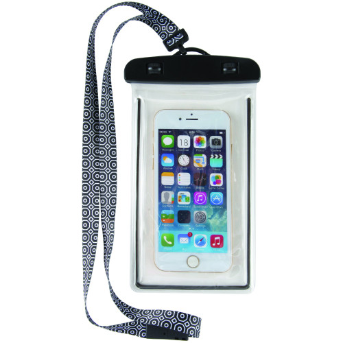 H2O Waterproof Cell Phone Case Lanyard