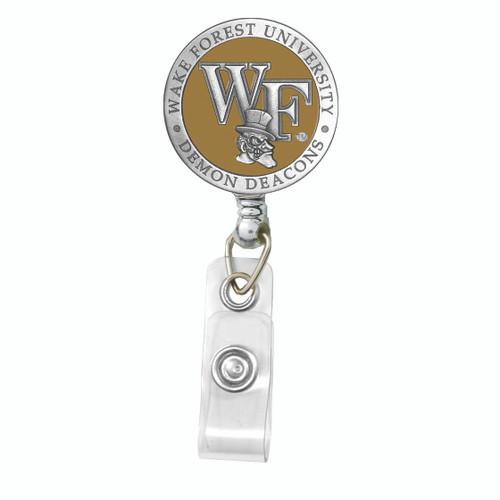 Wake Forest University Demon Deacons Badge Reel