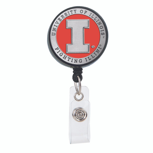University of Illinois Fighting Illini Badge Reel