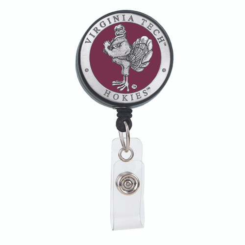 Virginia Tech Hokies Badge Reel