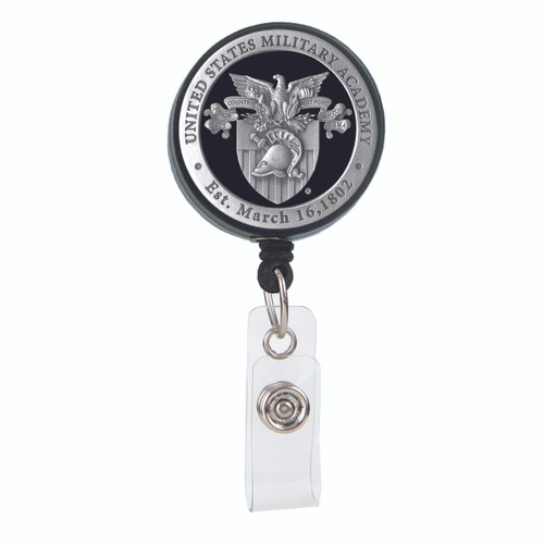 US Military Academy Crest Badge Reel
