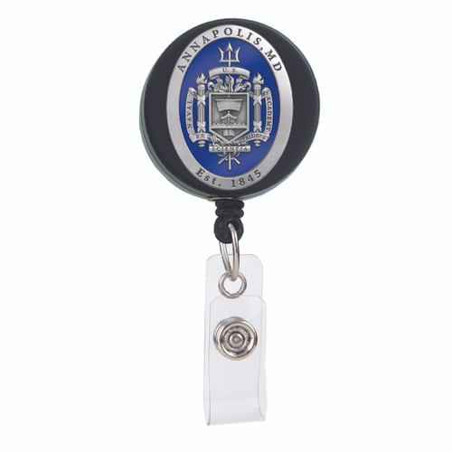 US Naval Academy Crest Badge Reel