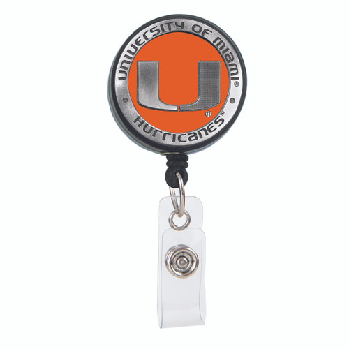 University of Miami Florida Hurricanes Badge Reel