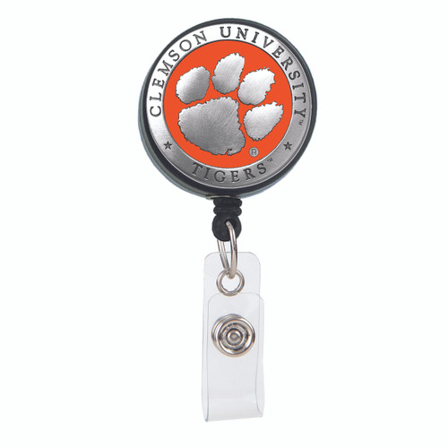 Clemson University Tigers Badge Reel