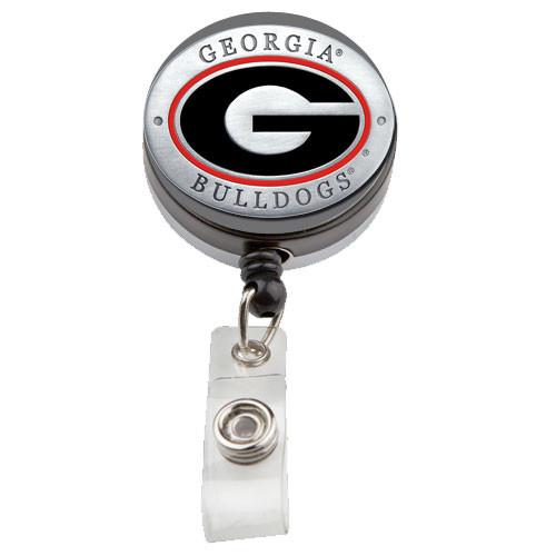 University of Georgia Bulldogs Badge Reel