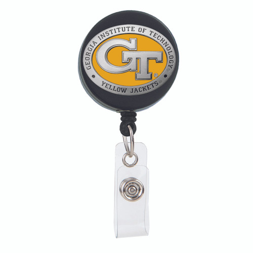 Georgia Tech University ID Badge Reel