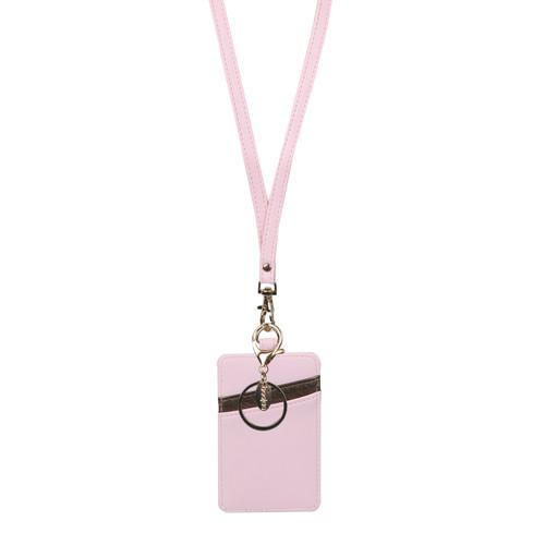 Bubblegum ID Wallet Lanyard