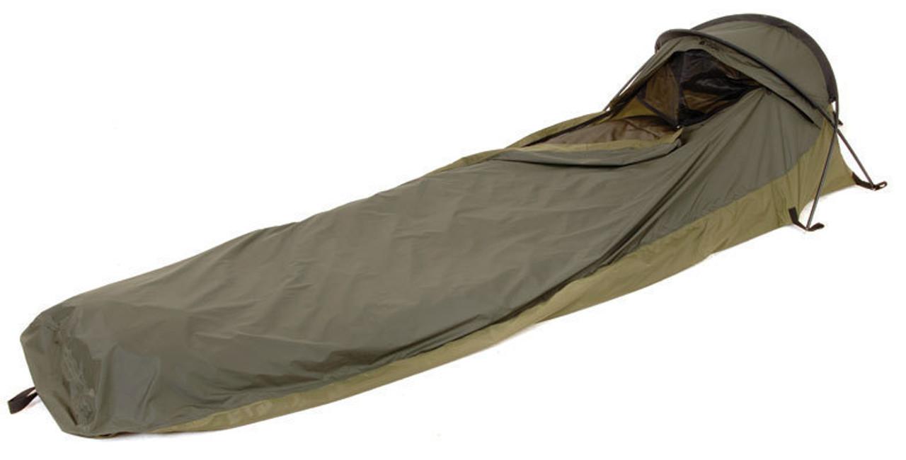 Waterproof Bivvy Snugpak Bivvi Bag Olive or Black Bivouac Weatherproof