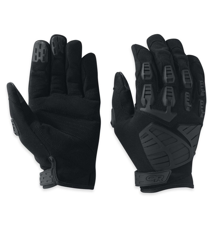 Outdoor Research Asset Tactical Gloves Black