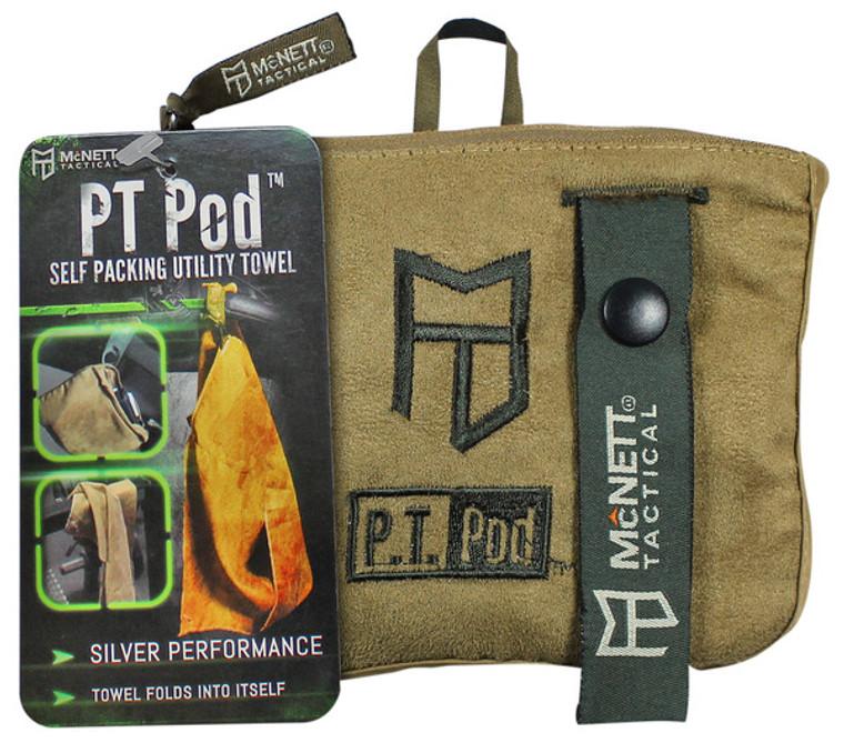 McNett Tactical PT POD  Microfiber Fitness Towel