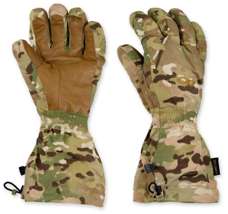 Outdoor Research Multicam Firebrand Gloves USA Made