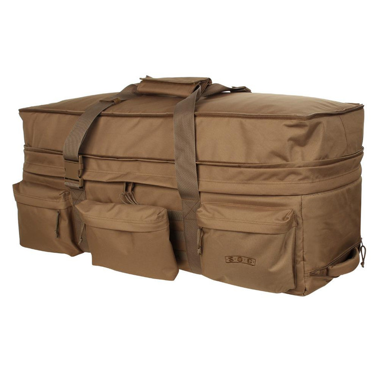 S.O.C. ROLLING LOADOUT  BAG XL COYOTE BROWN