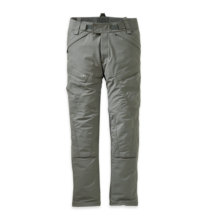 Outdoor Research Men's Maritime Pants Mas Grey USA Made