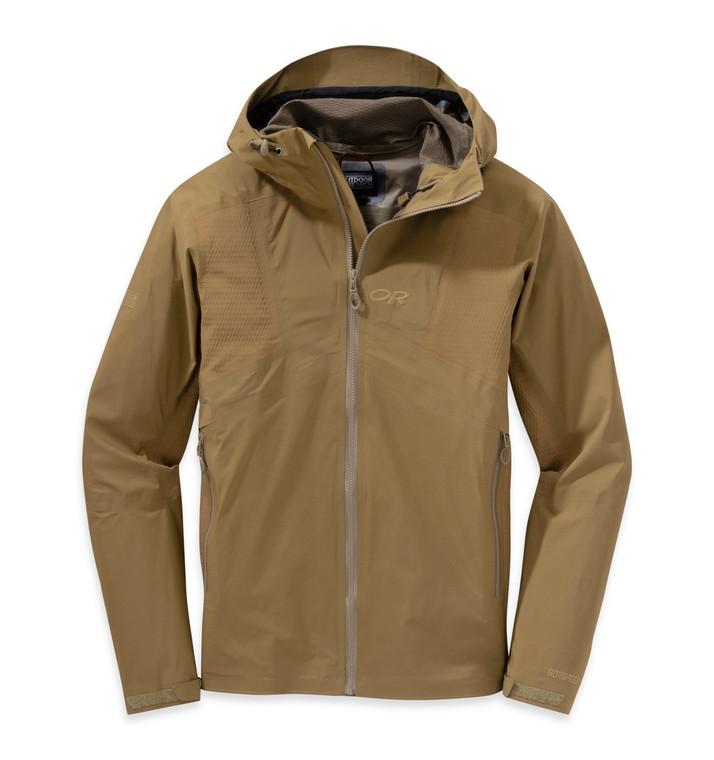 Outdoor Research Infiltrator Jacket Coyote Brown USA Made