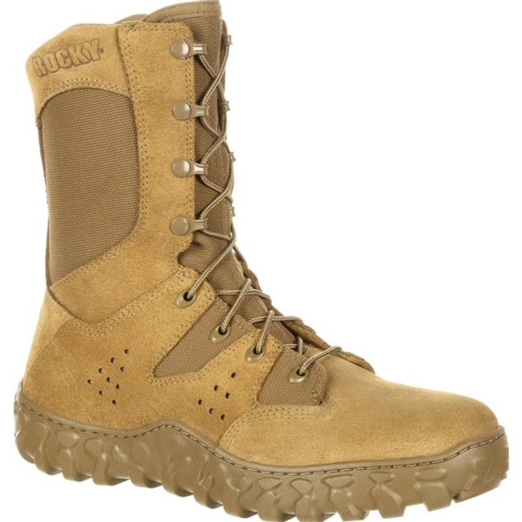 Rocky S2V Predator Military Boot Coyote Brown