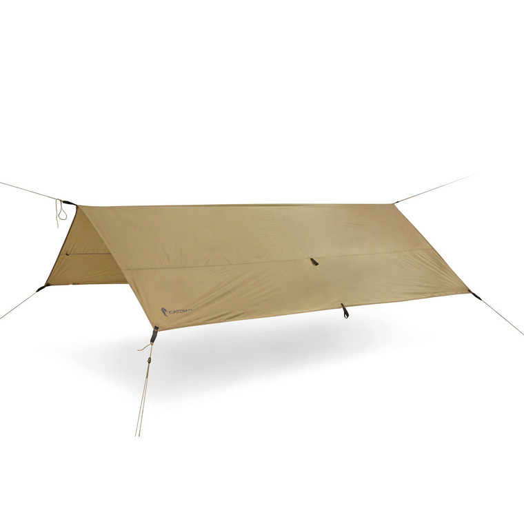 Catoma Tactical Military Gopher Tarp System Coyote