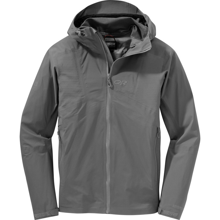 Outdoor Research Infiltrator Jacket Grey USA Made