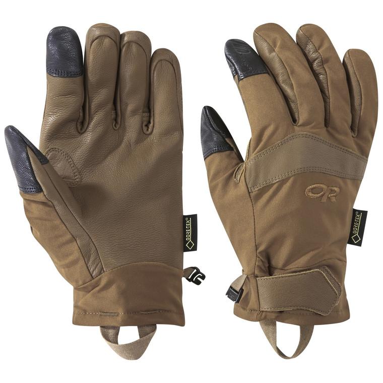 Outdoor Research Convoy Sensor Gloves Coyote Brown