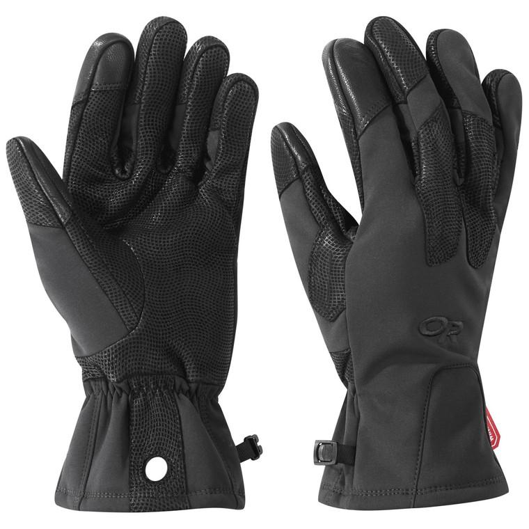 Outdoor Research Paradigm Sensor Gloves Black