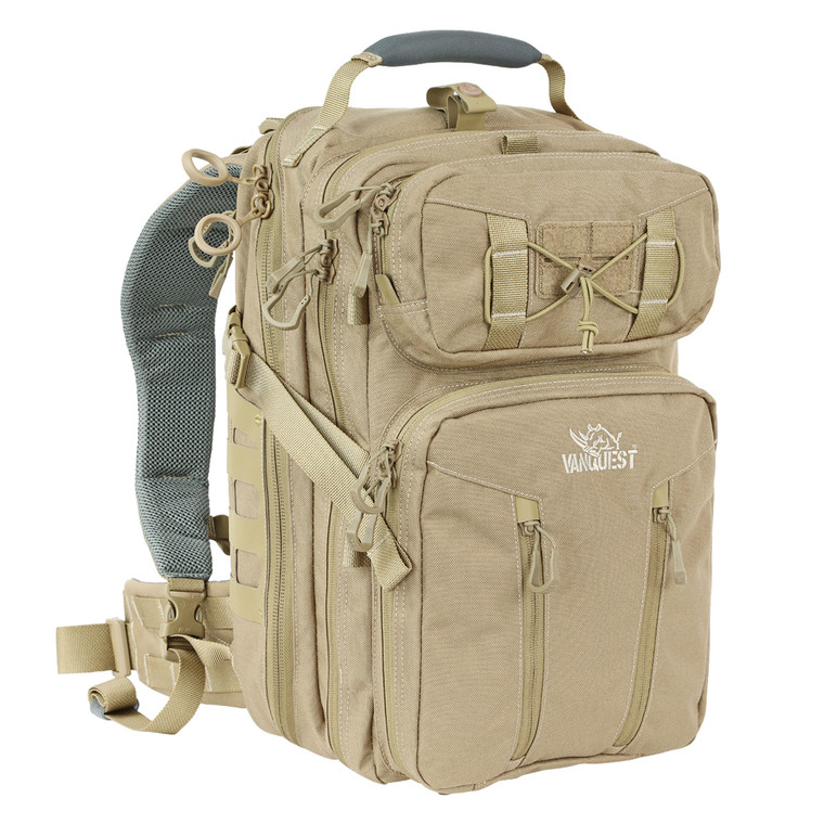 Vanquest Falconer-30 Backpack Coyote Tan