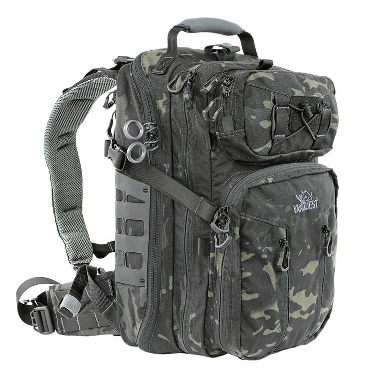 Vanquest Falconer-30 Backpack Multicam Black