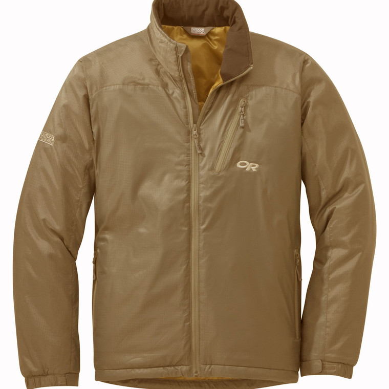 Outdoor Research Tradecraft Jacket Coyote Brown USA Made