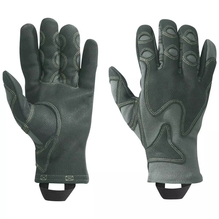 Outdoor Research Overlord Gloves Short Foliage Green USA Made