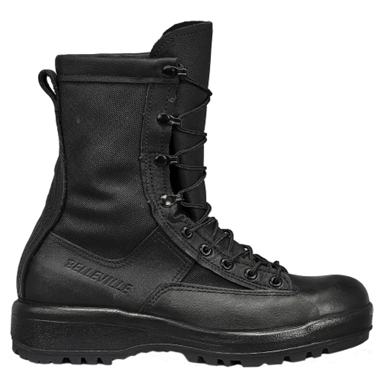 Belleville 200g Insulated Waterproof Combat and Flight Boot Black USA Made