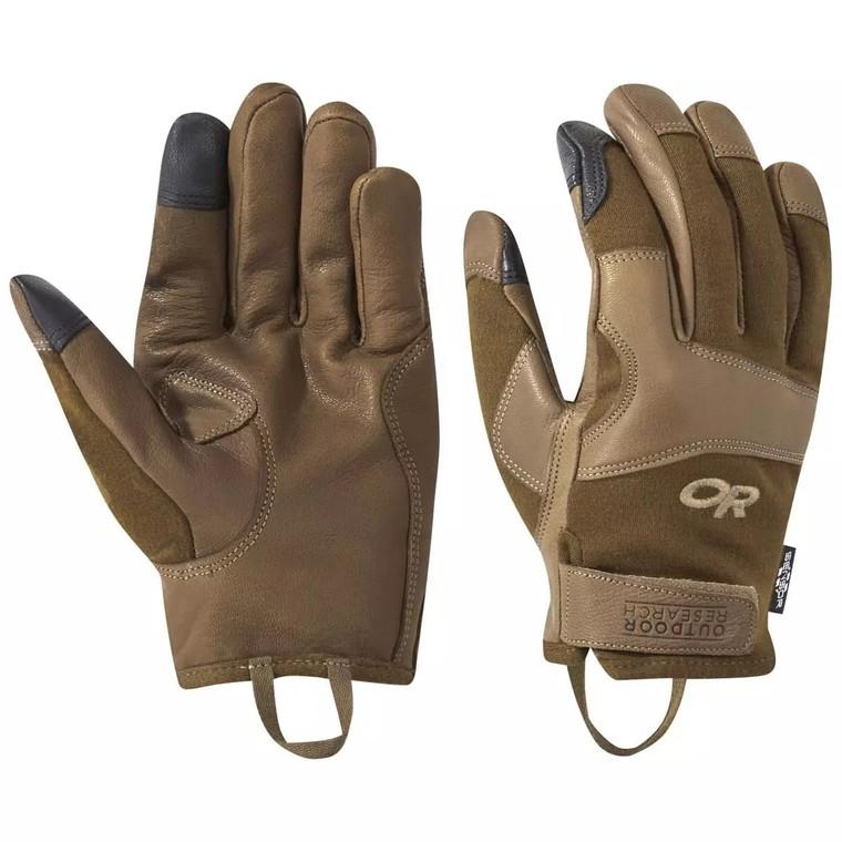 Outdoor Research Suppressor Sensor Gloves Coyote Brown
