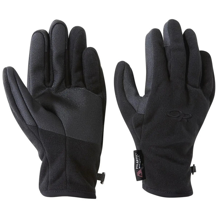 Outdoor Research Gripper Gloves Black USA Made