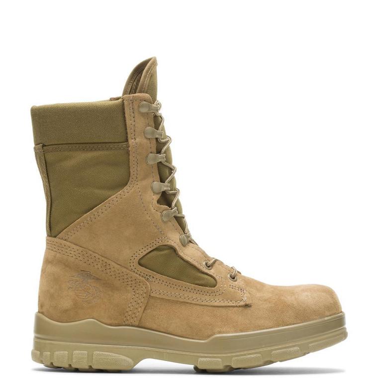 Bates Men's USMC Lightweight DuraShocks Boots Olive Mohave