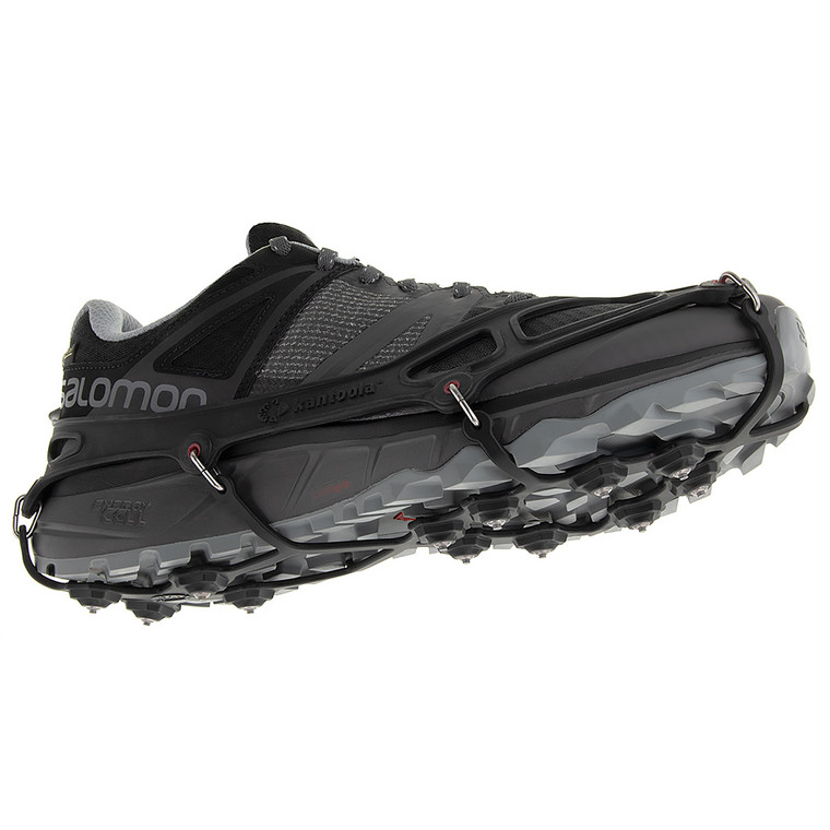 Kahtoola EXOspikes Footwear Traction Black