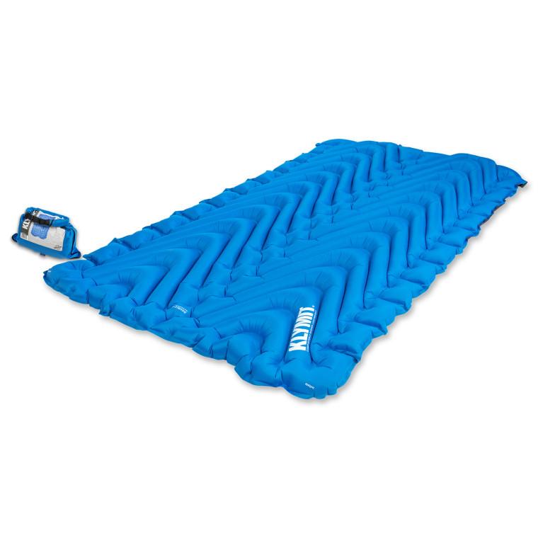 Klymit Double V Sleeping Pad Blue