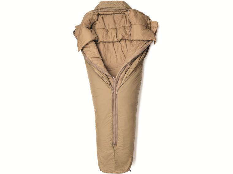 Snugpak Special Forces Complete 4 Piece Military Sleep System Desert Tan